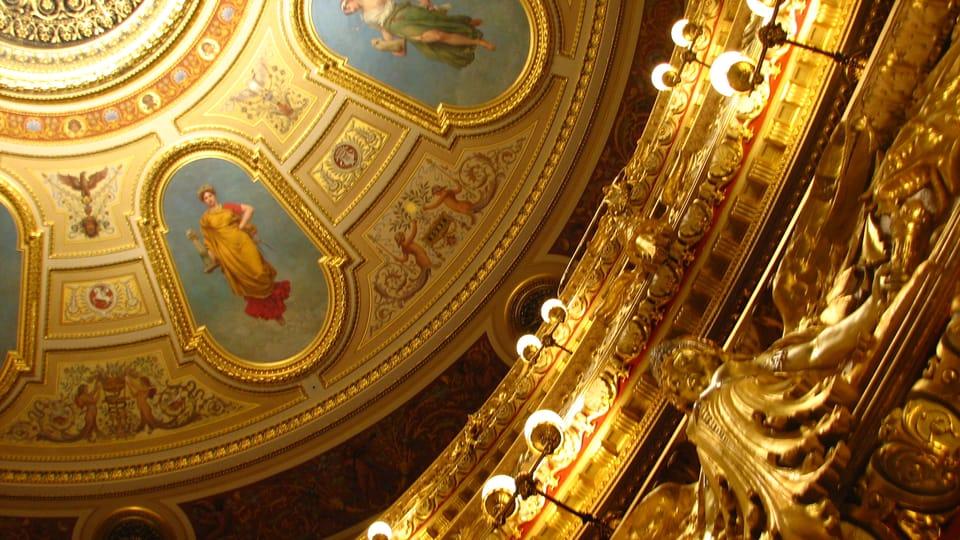 Teatro Nacional en Praga | Foto: Barbora Němcová,  Radio Prague International