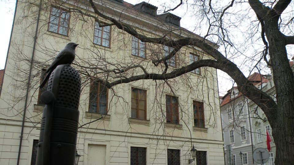 Monumento a Milada Horáková,  foto: Tereza Kalkusová