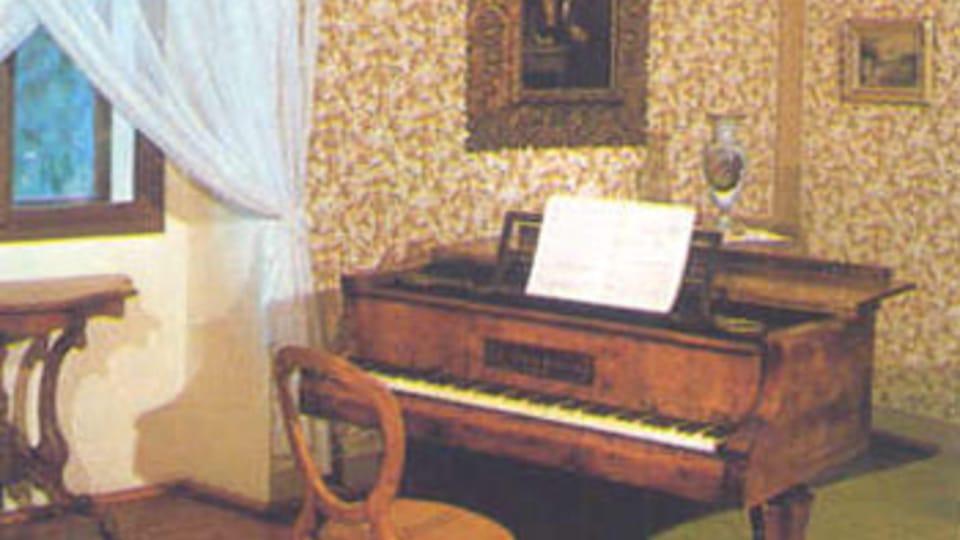 Museo de Federico Smetana,  Jabkenice