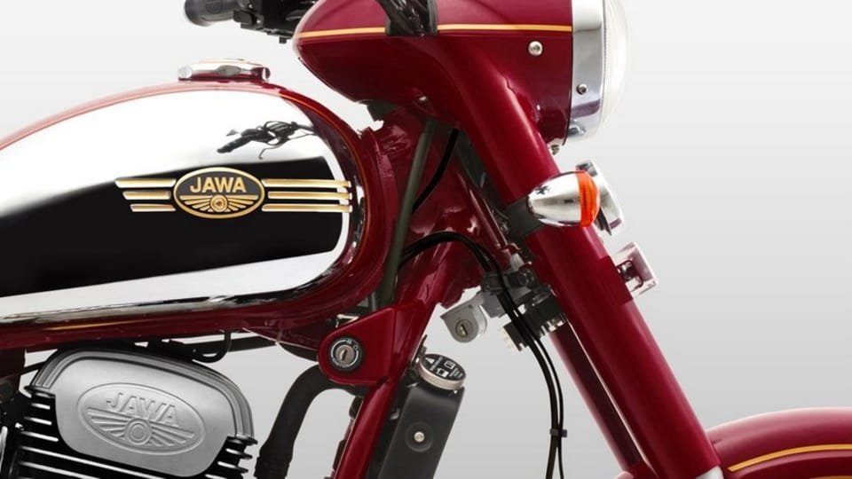 JAWA 300,  foto: archivo de JAWA