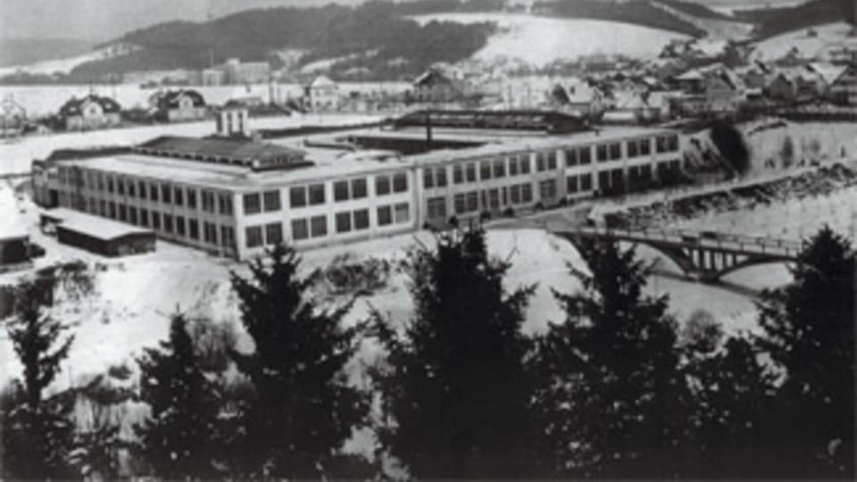 Fábrica de JAWA en Týnec nad Sázavou