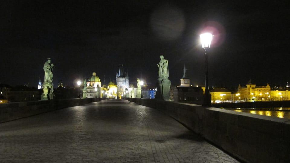 Puente de Carlos,  foto: Kristýna Maková/Praha křížem krážem