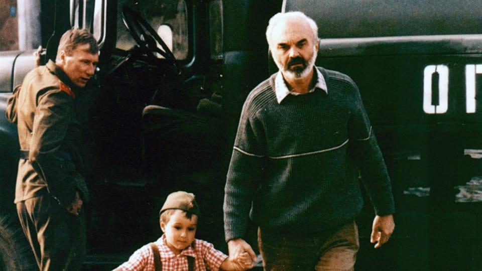 De la película 'Kolya',  foto: ČT