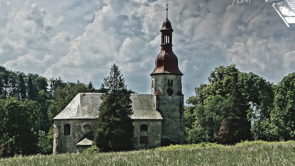La iglesia de la Visitación de Virgen María en Horní Vítkov,  fоtо: Zdeněk Dam
