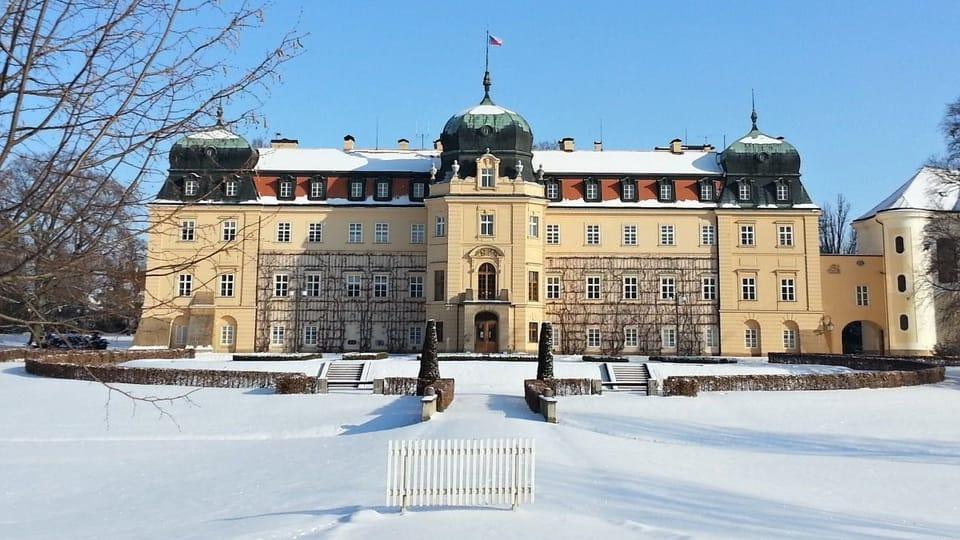 Castillo de Lány,  foto: Michaela Buláková,  ČRo
