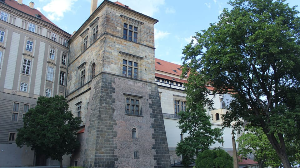 Castillo de Praga,  Palacio de Ludovico,  foto: Tereza Kalkusová