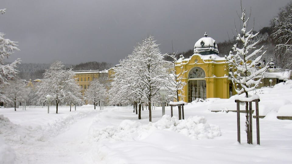 Mariánské Lázně | Foto: Radio Prague International