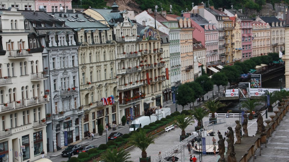 Karlovy Vary | Foto: Barbora Němcová,  Radio Prague International
