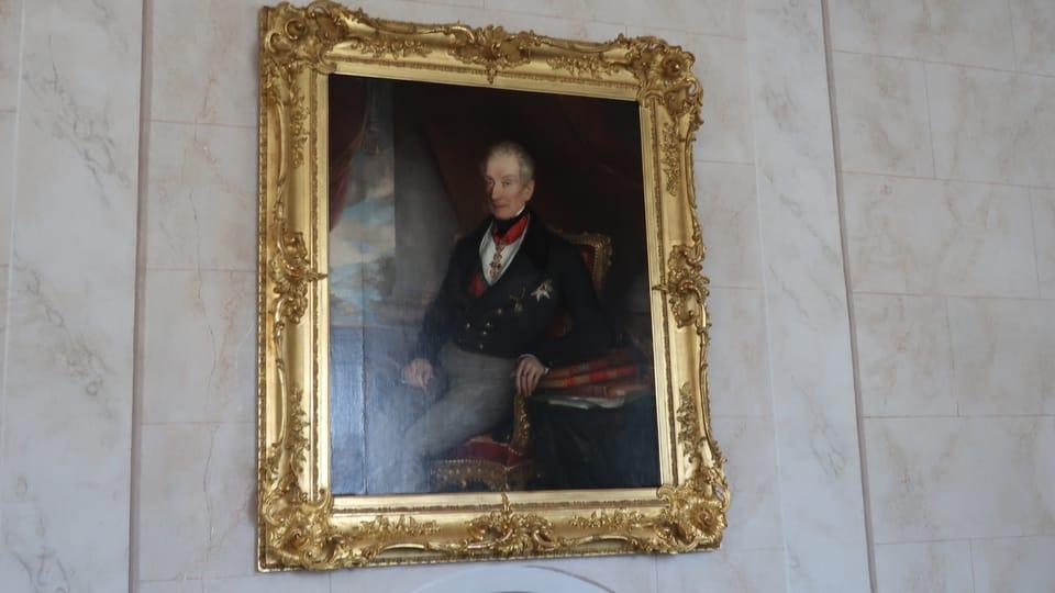 Franz Georg Karl von Metternich,  foto: Martina Schneibergová