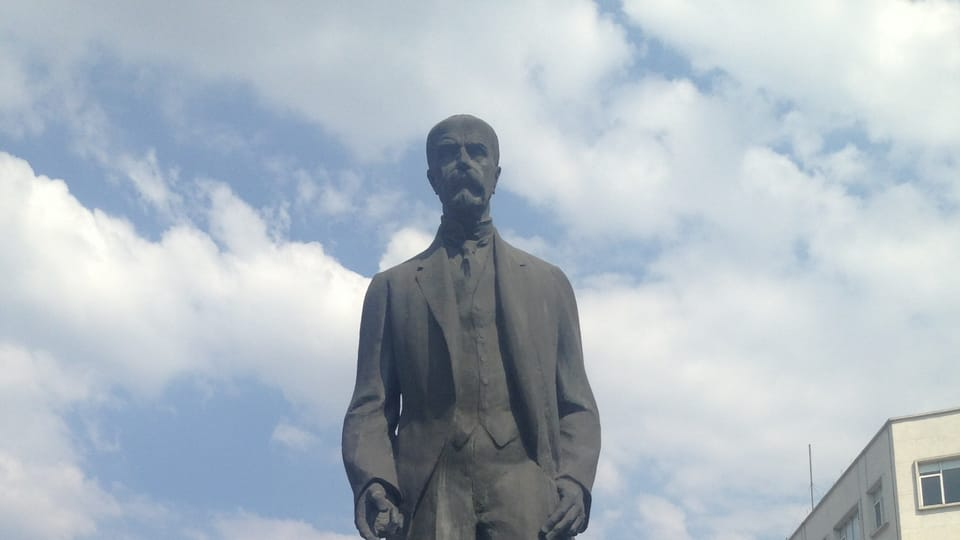Tomáš Garrigue Masaryk,  foto: Eva Nejezchlebová,  CC BY-SA 3.0