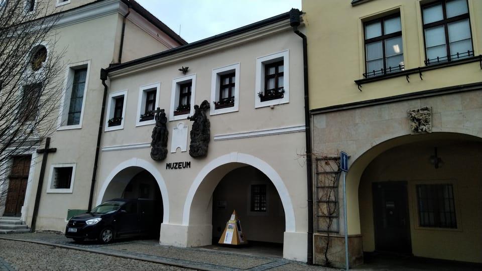 Museo Regional de Mělník,  foto: Dominika Bernáthová