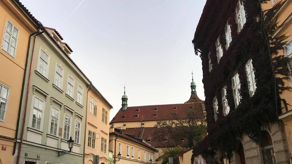 El barrio Na Františku,  foto: Dominika Bernáthová