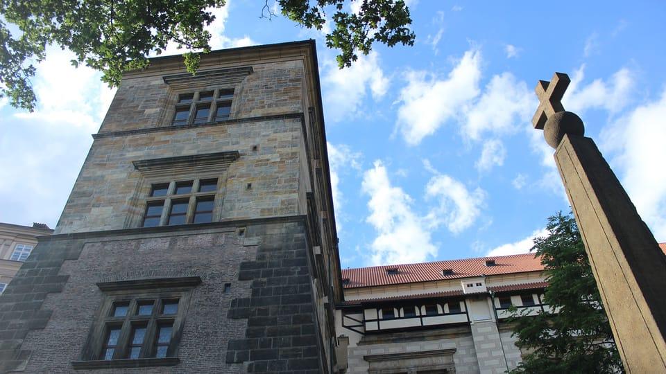Castillo de Praga,  Jardín Na Valech,  foto: Tereza Kalkusová