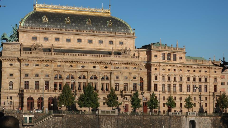 Teatro Nacional de Praga | Foto: Martina Schneibergová,  Radio Prague International