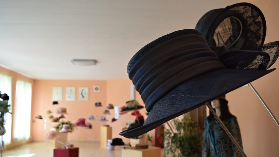 La Galería de Sombreros,  foto: Ondřej Tomšů