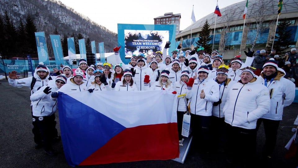 ¿Serán los Juegos Olímpicos de PyeongChang los más exitosos de la historia para la delegación checa?  Foto: Pavel Lebeda,  Comité Olímpico Checo