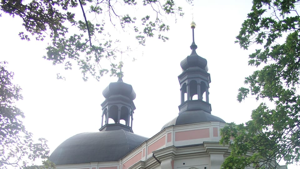 Iglesia de Nuestra Señora y Carlomagno  (Foto: autor)