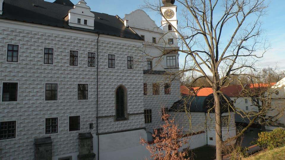 Palacio de Pardubice,  foto: Martina Schneibergová
