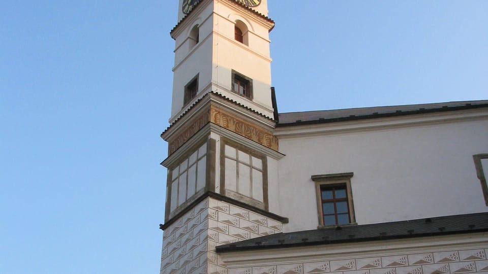Palacio de Pardubice,  foto: Kristýna Maková