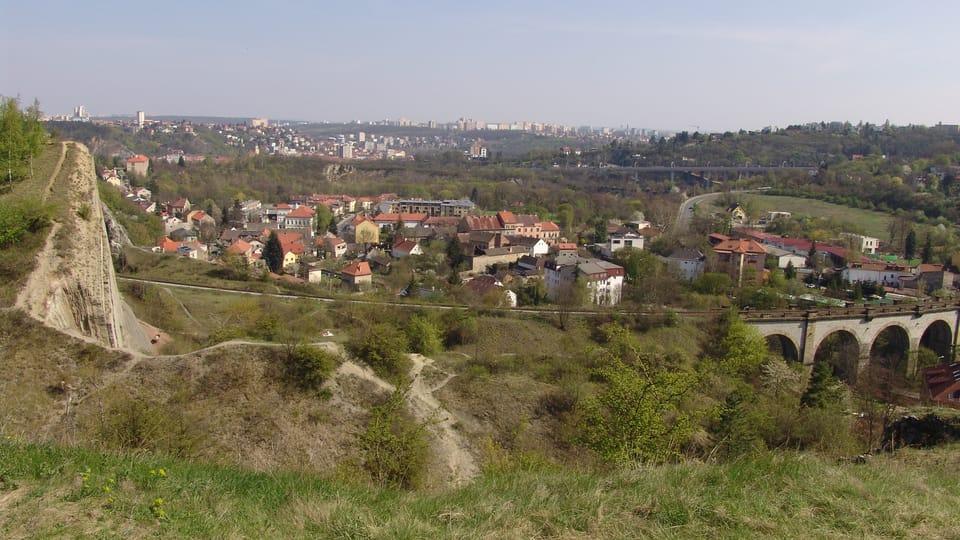 Prokopské údolí,  Semmering de Praga,  foto: Miloš Turek