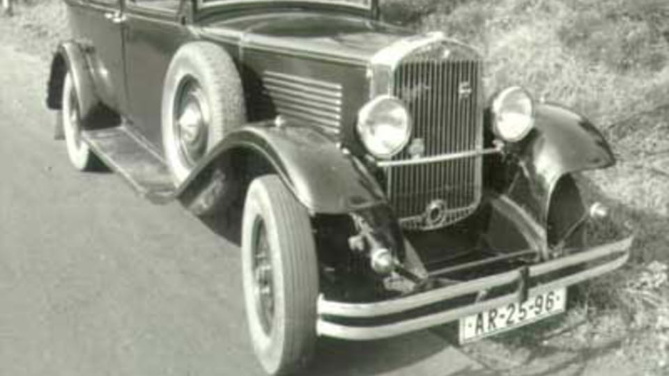 PRAGA Alfa  (1932; Foto: www.praga.cz)