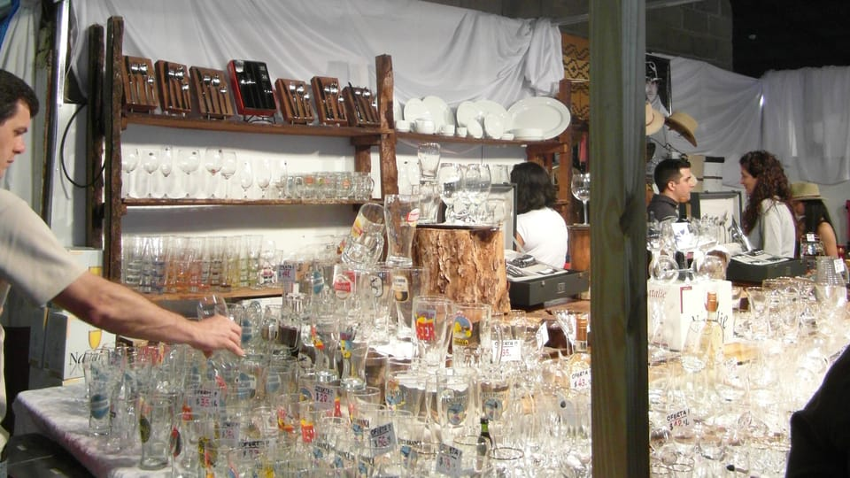 Tienda con cristal checo,  foto: Lenka Rašková