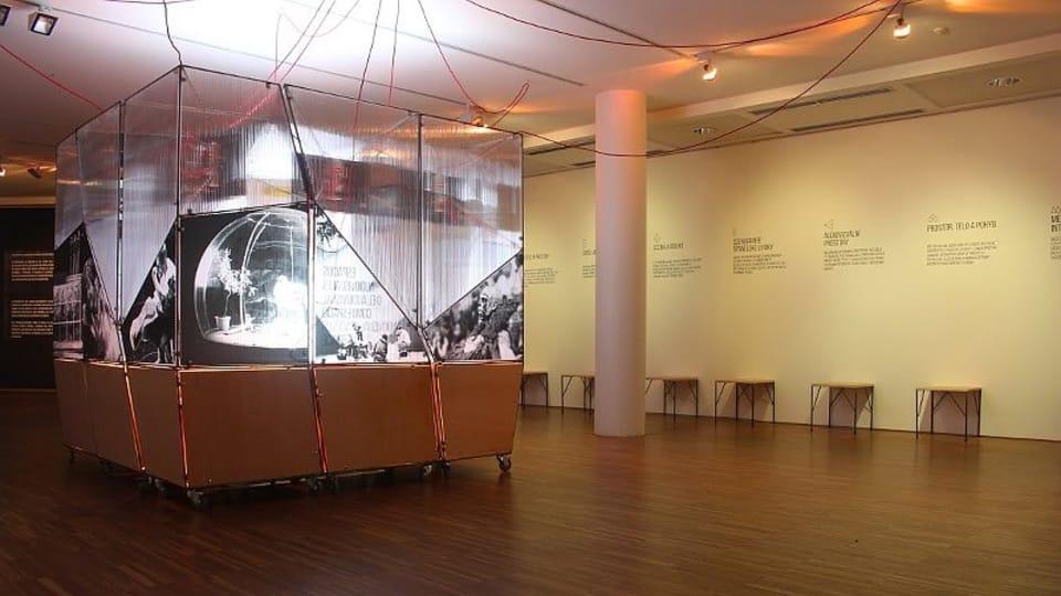 Exposición en Instituto Cervantes,  Foto: Jonáš Mejtský - IC Praga