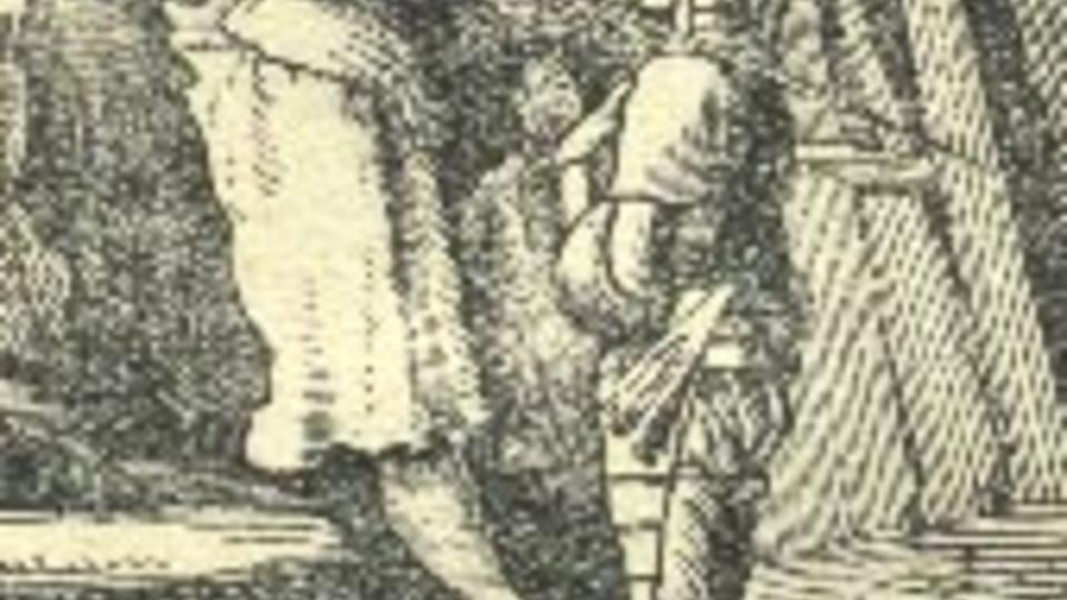 Don Quijote,  ilustración de Quido Manes
