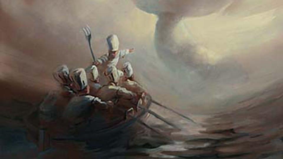 Pintura de Santi Tena