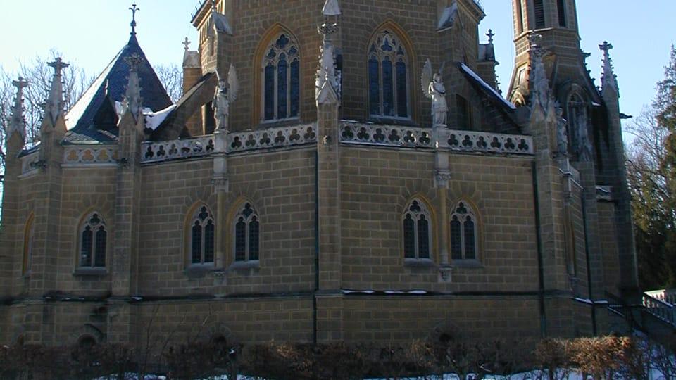 El mausoleo de los Schwarzenberg,  foto: Roman Casado
