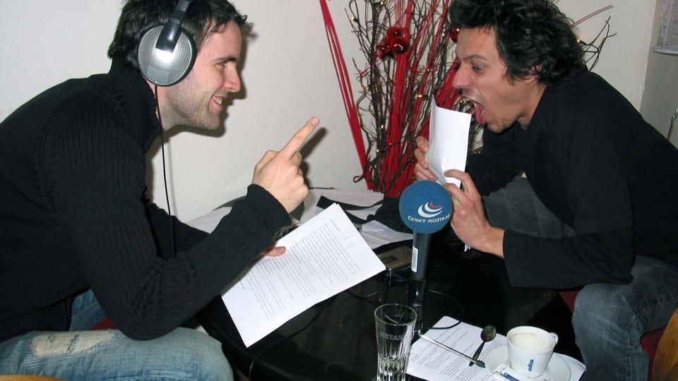 Carlos del Romero y Roman Casado