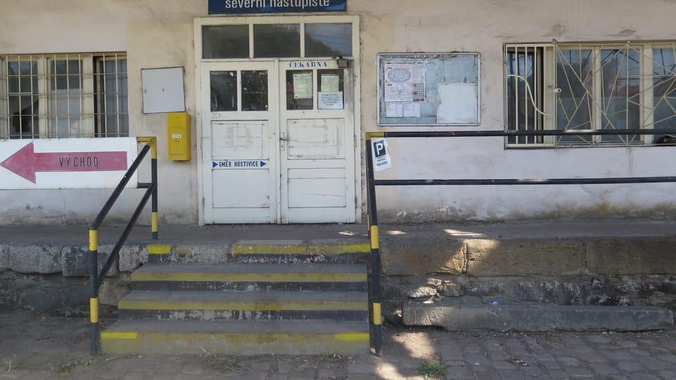 Estación de Smíchov,  foto: archivo de Matěj Černý