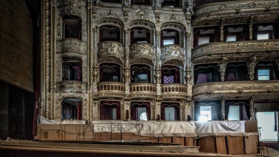 La Ópera Estatal,  foto: Kateřina Svátková,  Archivo de ČRo