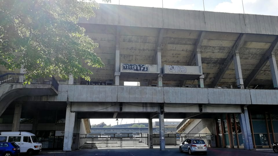 El estadio de Strahov,  foto: Štěpánka Budková