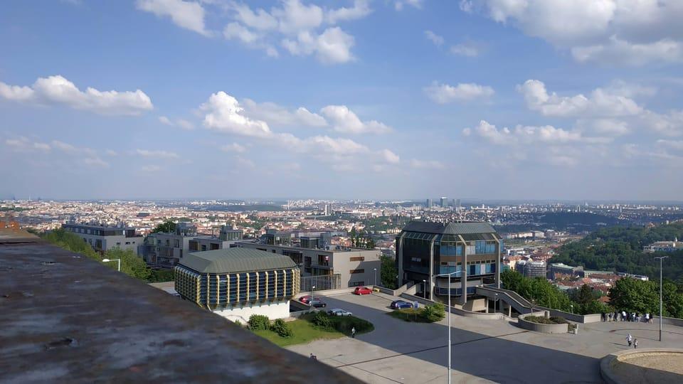 El estadio de Strahov,  foto: Bohumil Šimčík