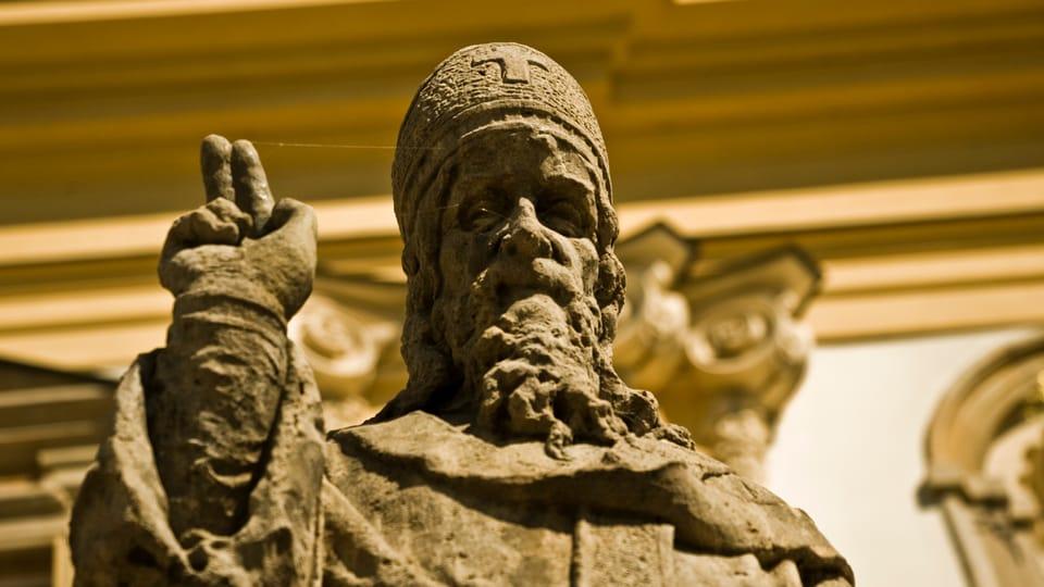 Basílica de la Visitación de la Virgen María en Olomouc,  foto: Vít Pohanka