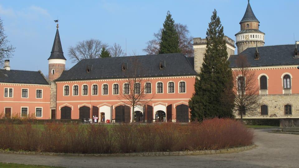 Palacio de Sychrov,  foto: Martina Schneibergová