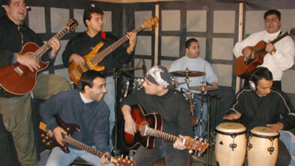 El grupo Terne Chave
