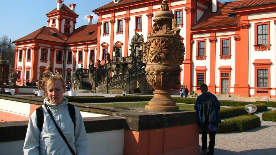 Palacio de Troja,  foto: archivo de Radio Praga