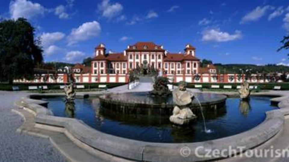Palacio de Troja,  foto: CzechTourism