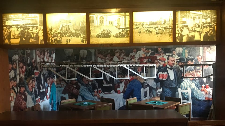 La taberna U Kalicha,  foto: Juan Pablo Bertazza