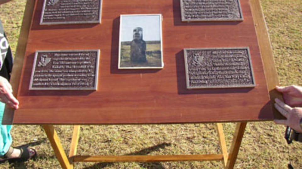 Placas conmemorativas