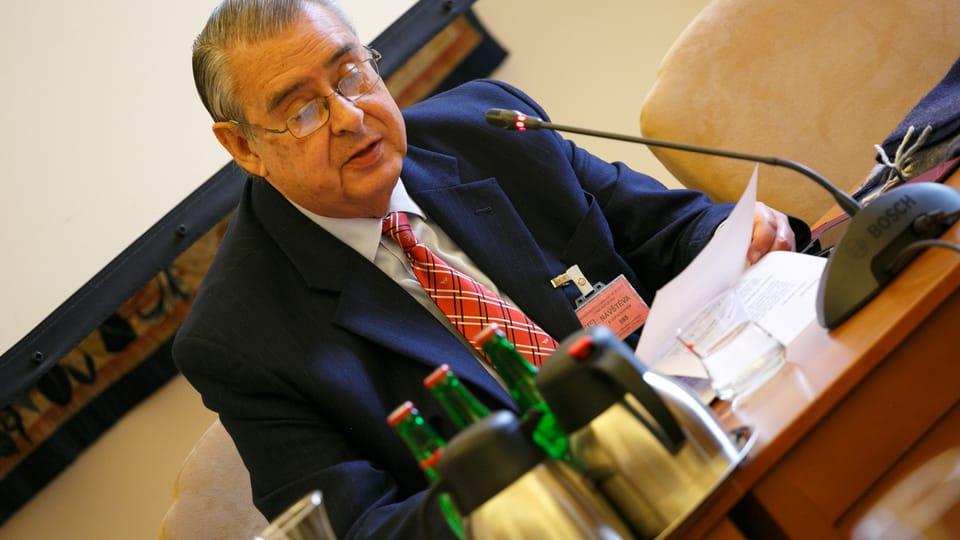 Allan Wagner,  foto: Embajada de Perú