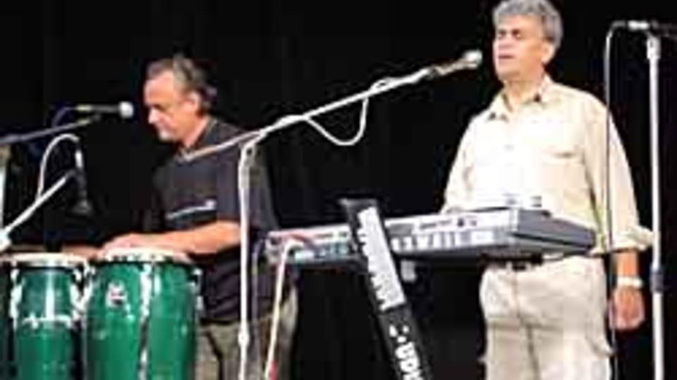 Vladimír y Richard Tesarík