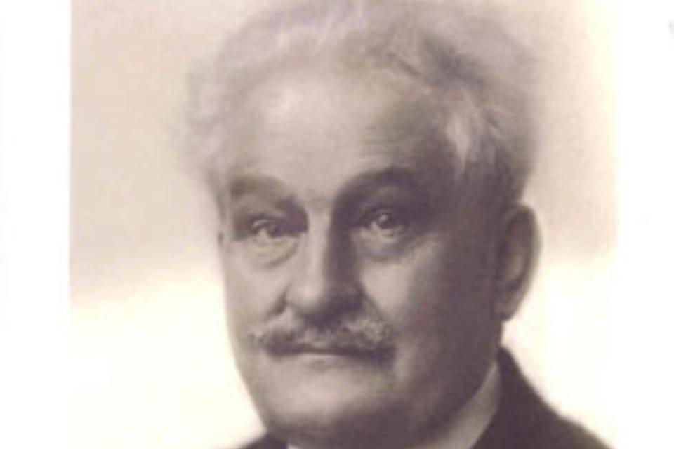 Leoš Janáček  (1854-1928),  foto: Museo de la Música Checa