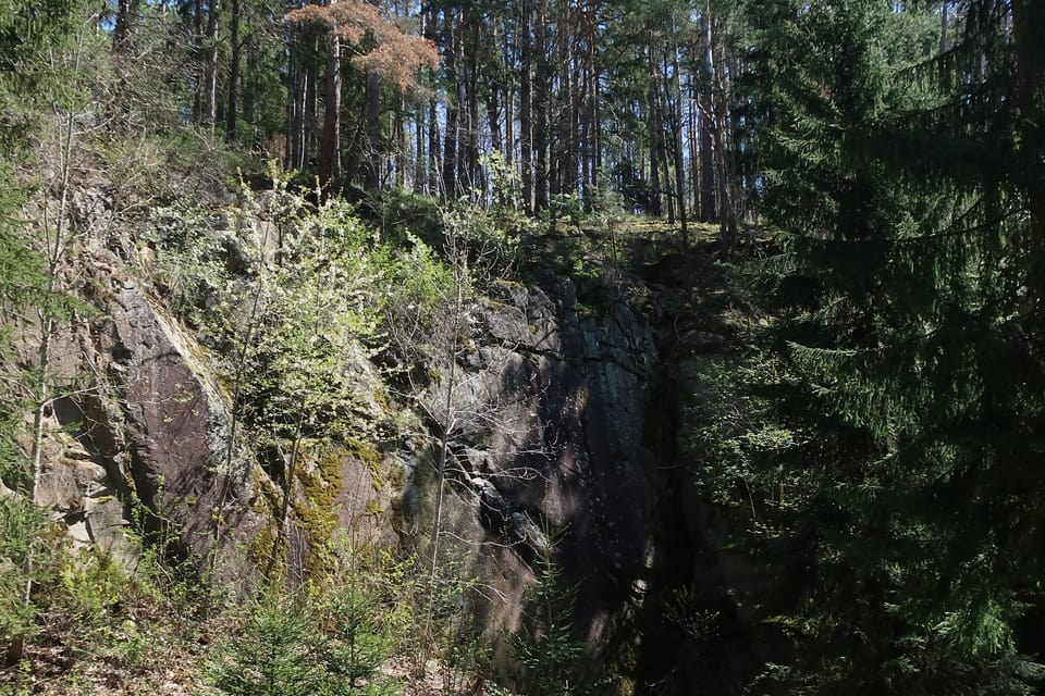 El Valle de la Luna | Foto: Štěpánka Budková,  Radio Prague International