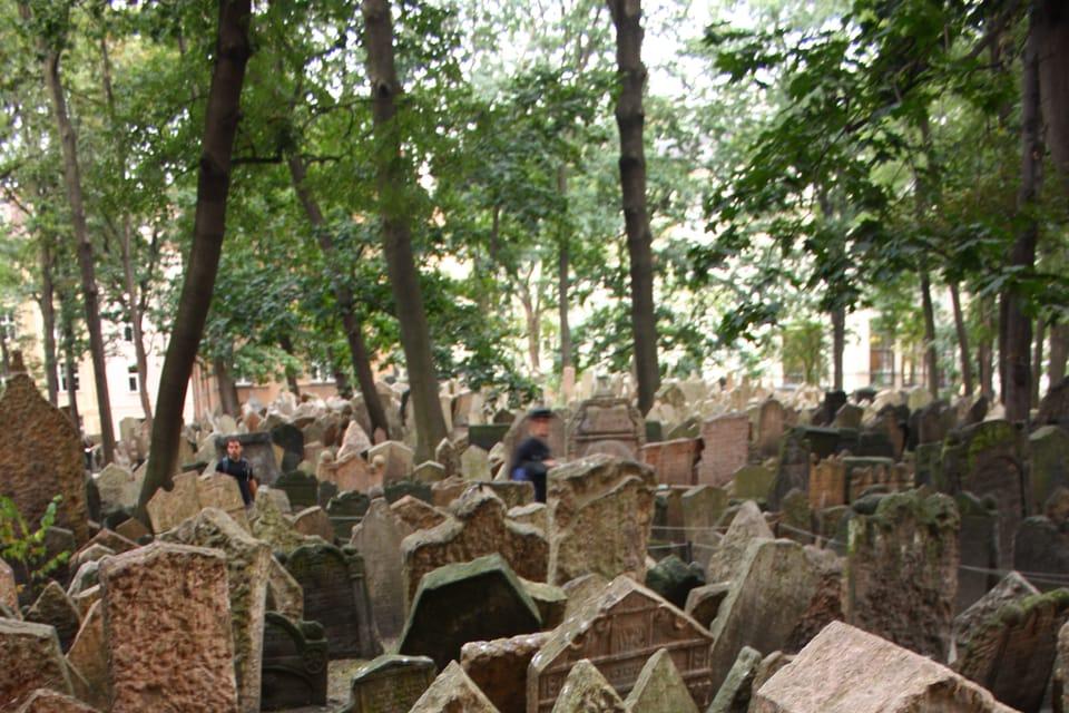Antiguo Cementerio Judío de Praga | Foto: Štěpánka Budková,  Radio Prague International
