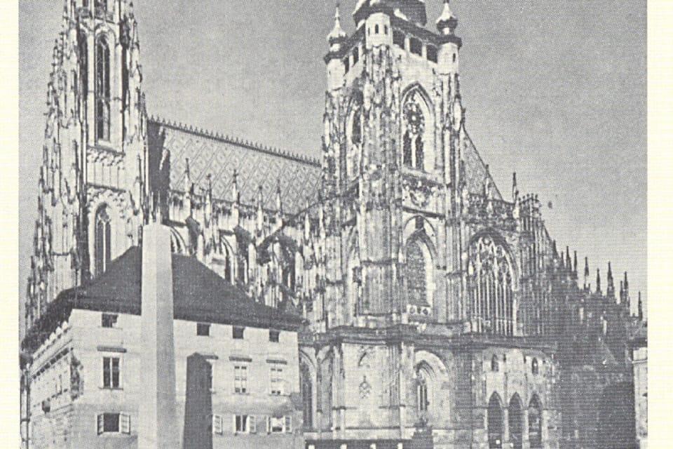 Tarjeta QSL 1937 | Foto: APF Český rozhlas