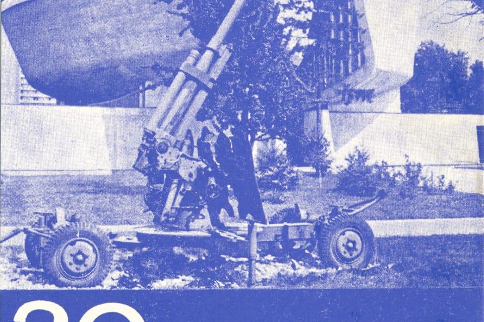 Tarjeta QSL 1974 | Foto: APF Český rozhlas