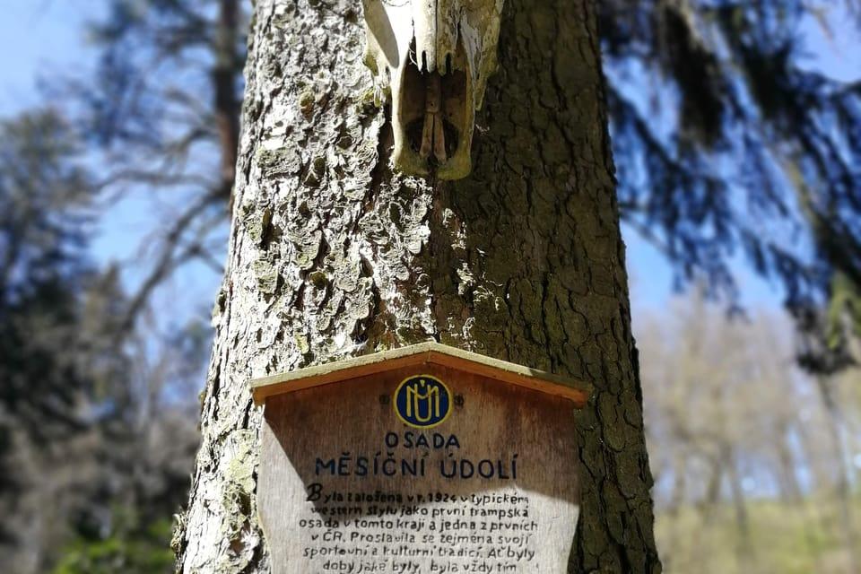 La colonia de Měsíční údolí  (la Valle de la Luna) | Foto: Štěpánka Budková,  Radio Prague International